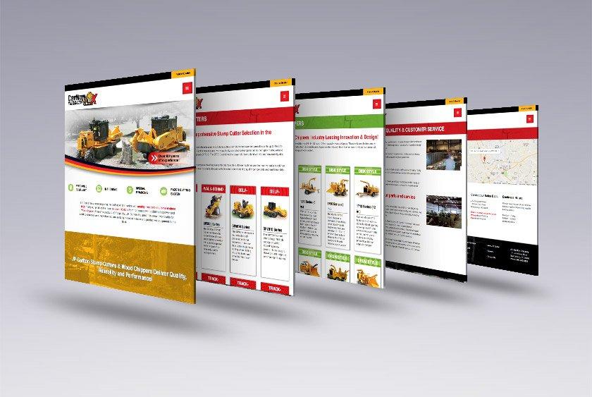 JP Carlton Website
