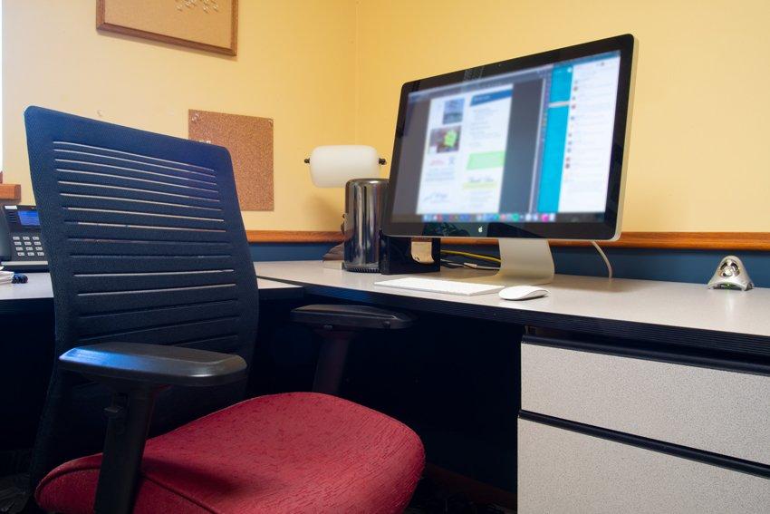 Intern Desk