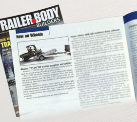 Aluma Editorial Trailer Body