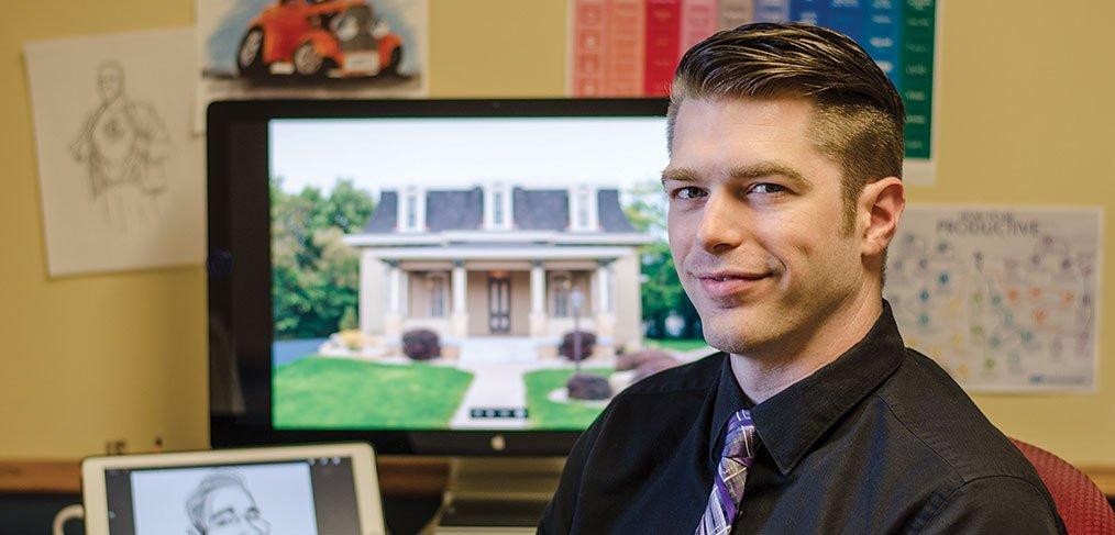 Casey Christenson, Art Director