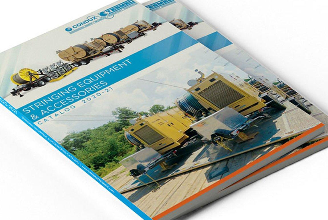 Condux Tesmec Catalog Zoom In