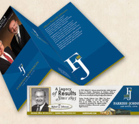 Farrish Johnson Brochure Ads