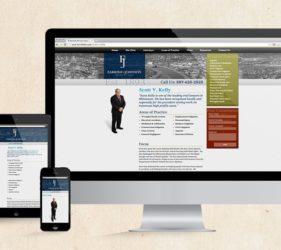 Farrish Johnson Website