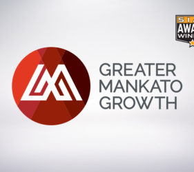 Greater Mankato Growth Logo