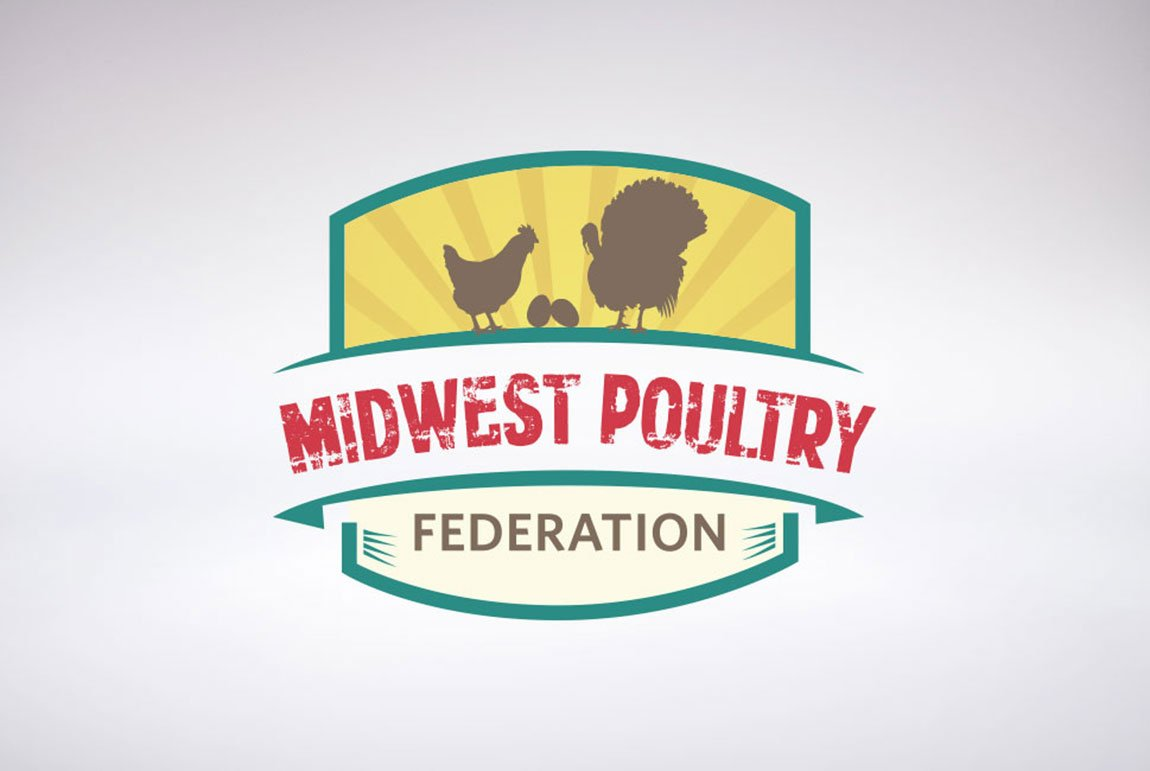 Identity Midwest Poultry Federation Logo 2015 01