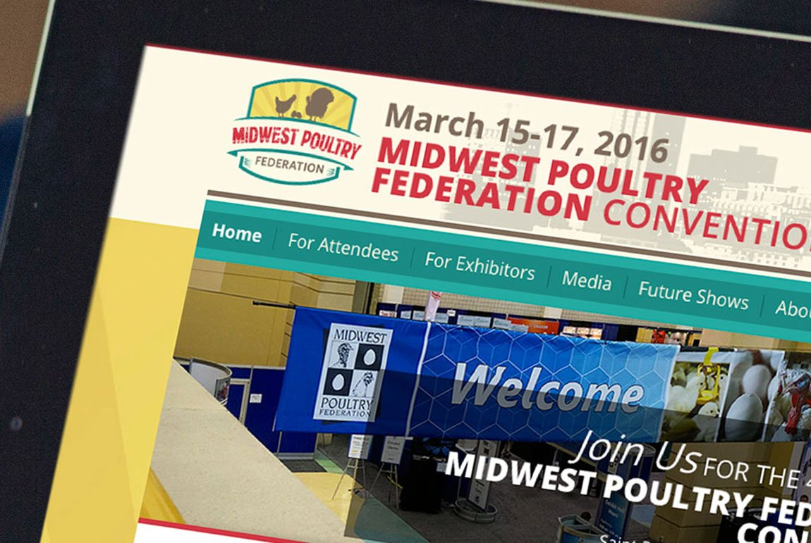 Identity Midwest Poultry Federation Logo 2015 04