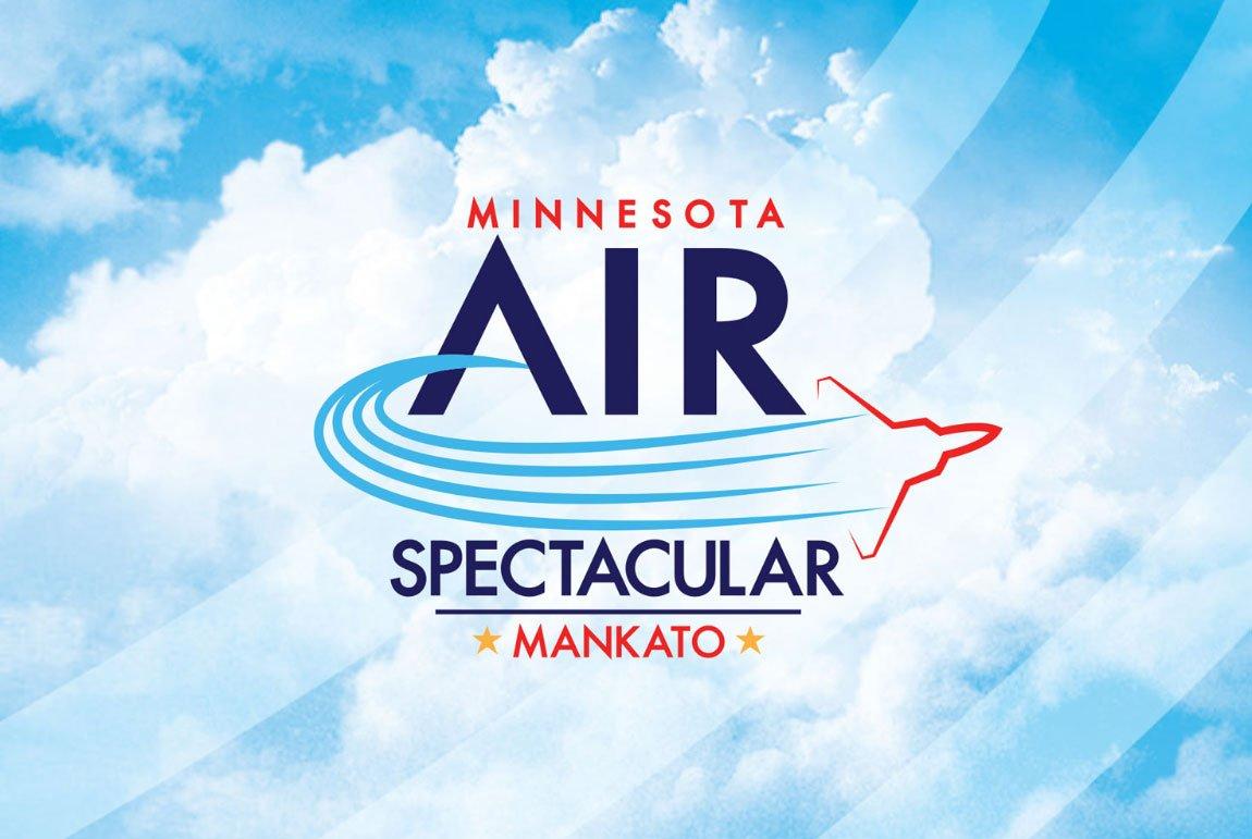 Event Branding: Minnesota Air Spectacular