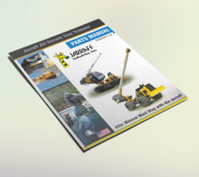 Jarraff Industries Parts Manual