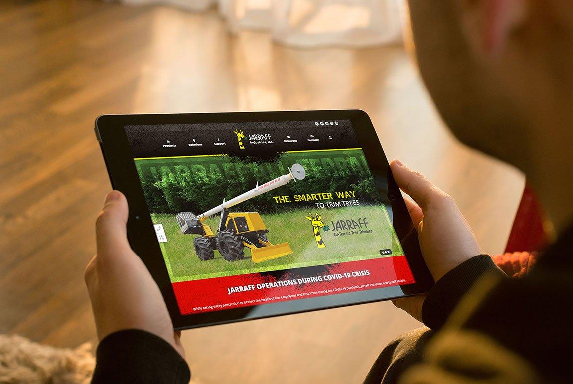 Jarraff Industries Tablet