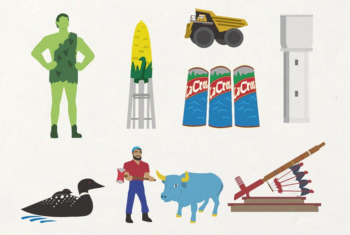 Jefferson Lines Icons 2020 02