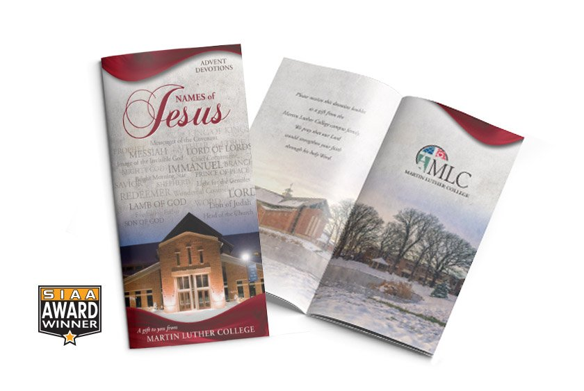Martin Luther College - Advent Devotions Booklet