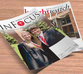 Martin Luther College InFocus Magazine