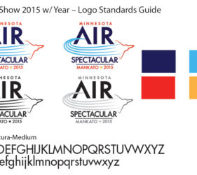 MN Air Show Logo Standards