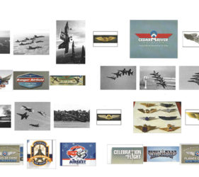 MN Air Show Mood Board