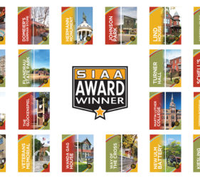 New Ulm Chamber of Commerce Streetscape Banners