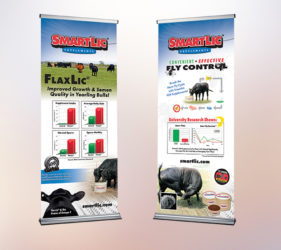 SmartLic Retractable Banners