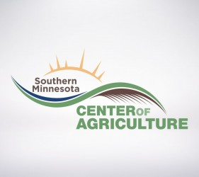 Southern Minnesota Center of Agriculture Logo Design