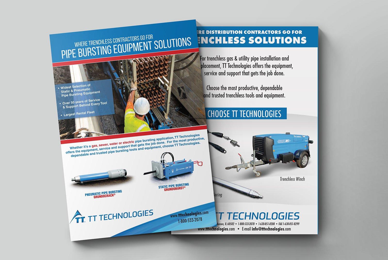 TT Technologies Ads