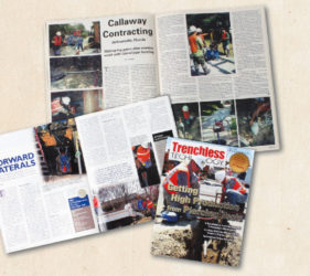 TT Technologies editorial in popular magazine.