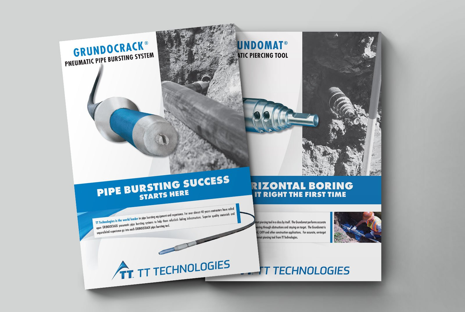 TT Technologies Literature