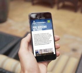 TT Technologies Mobile Web