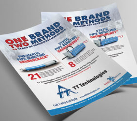 TT Technologies One Brand Two Methods Ads