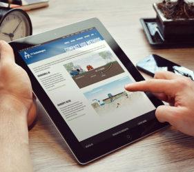 TT Technologies Tablet Web