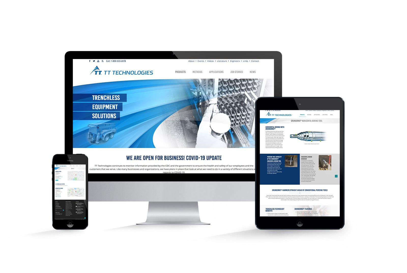 Tt Technologies Website