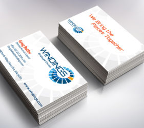 Windings Business Cards