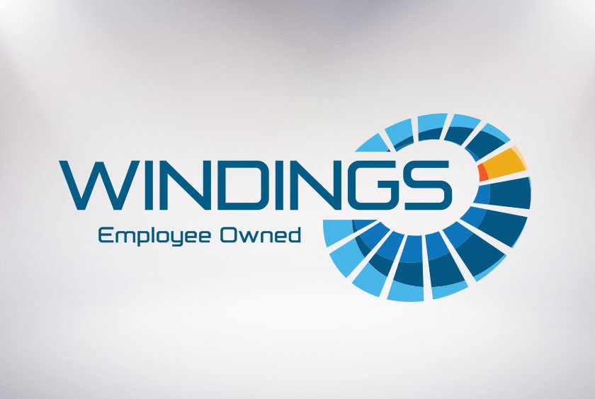Windings Logo LVAI Identity