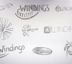 Windings Sketches Ideation